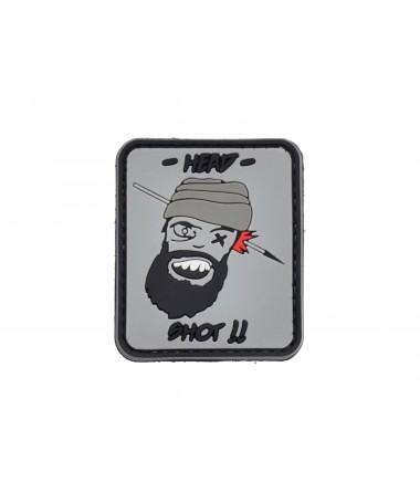 Taliban Head Shot