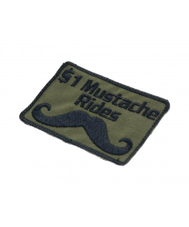 1$ Mustache Rides