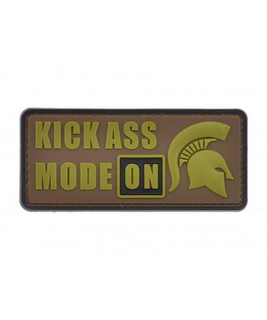 Kick Ass Mode ON