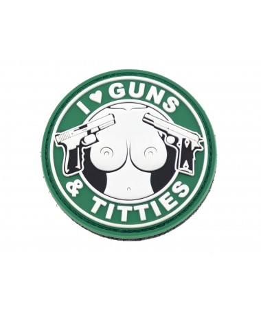 I Love Guns and Titties