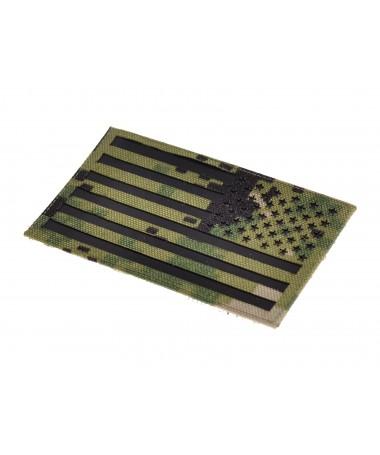 Bandiera USA Reverse