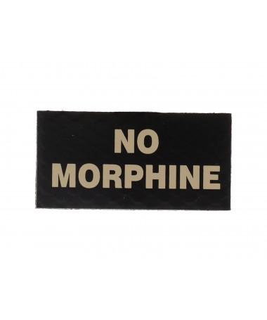 NO MORPHINE