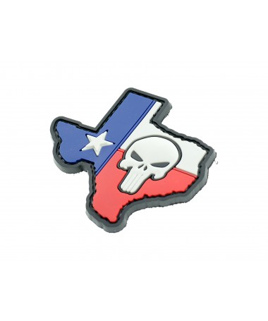 Stato Bandiera Texas - Punisher