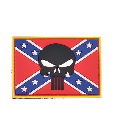 Bandiera Stati Confederati - Punisher