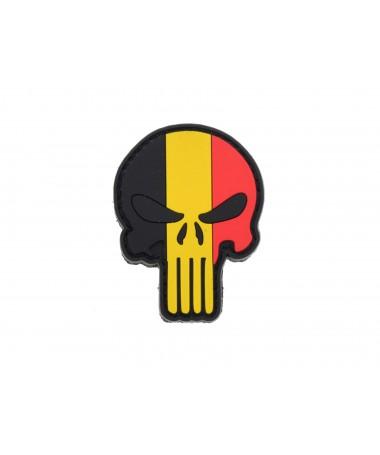 Punisher Bandiera Belgio