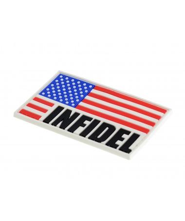 Bandiera USA Infidel